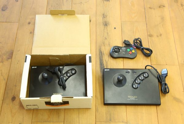 SNK ネオジオ AESコントローラー強化買取します!!!