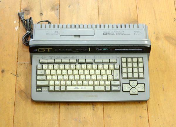 パナソニック MSX TurboR GT 高価買取しました!