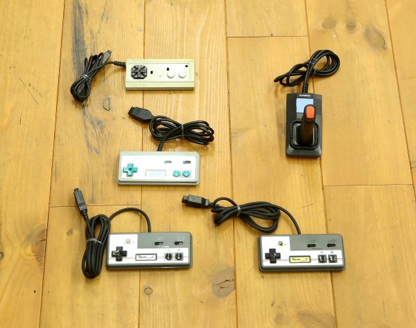 ハドソン等 MSX コントローラー 買取査定しました