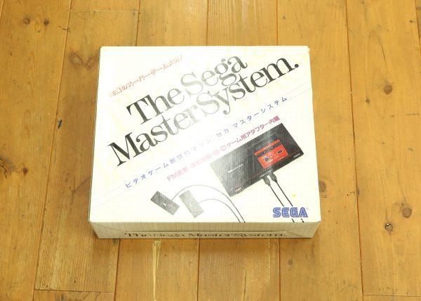 セガ マスターシステム 箱付を高価買取しました!