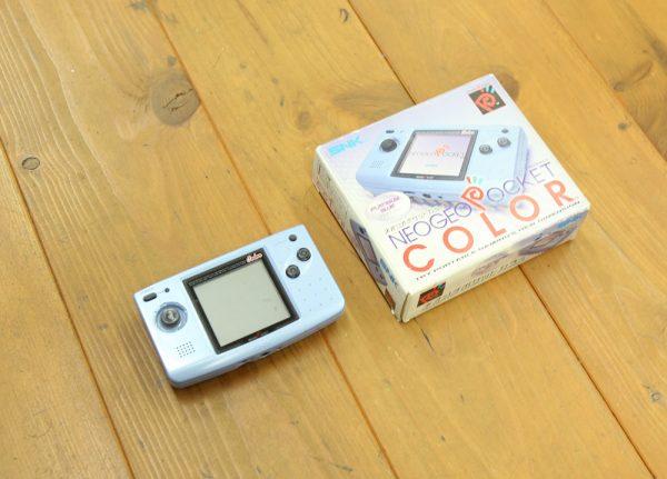 SNK ネオジオ ポケットカラー高価買取しました!