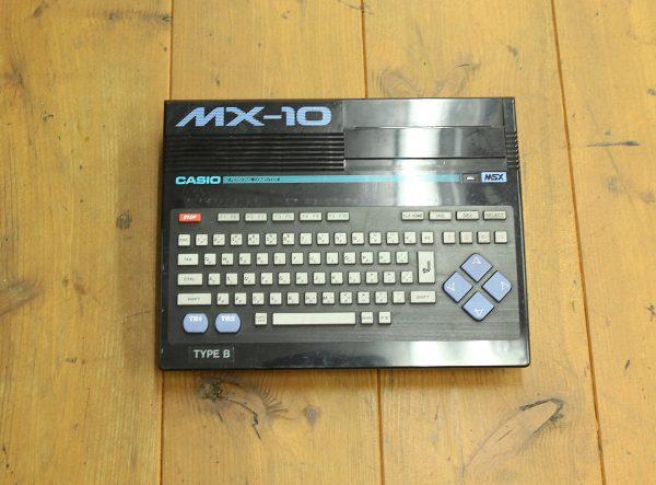 カシオのホビーパソコンMSX MX-10を買取査定しました!